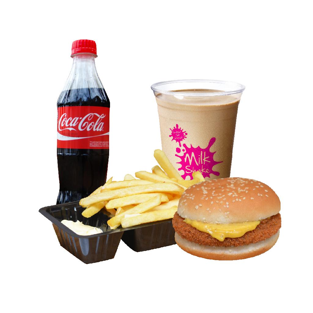 Snackpoint Emmen Snackbar Burger Menu