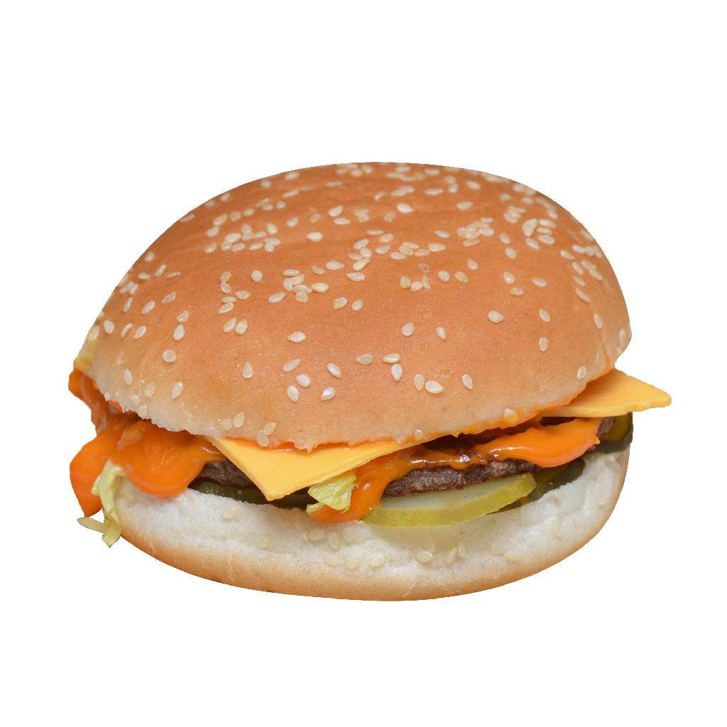 Snackpoint Emmen Snackbar Cheeseburger