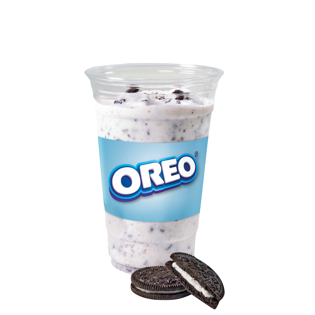 Snackpoint Emmen Snackbar Milkshake Oreo