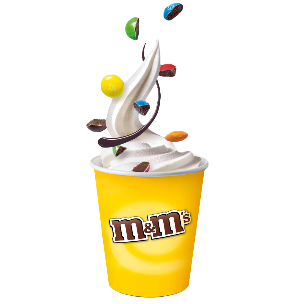 Snackpoint Emmen Snackbar Razzle M&M's