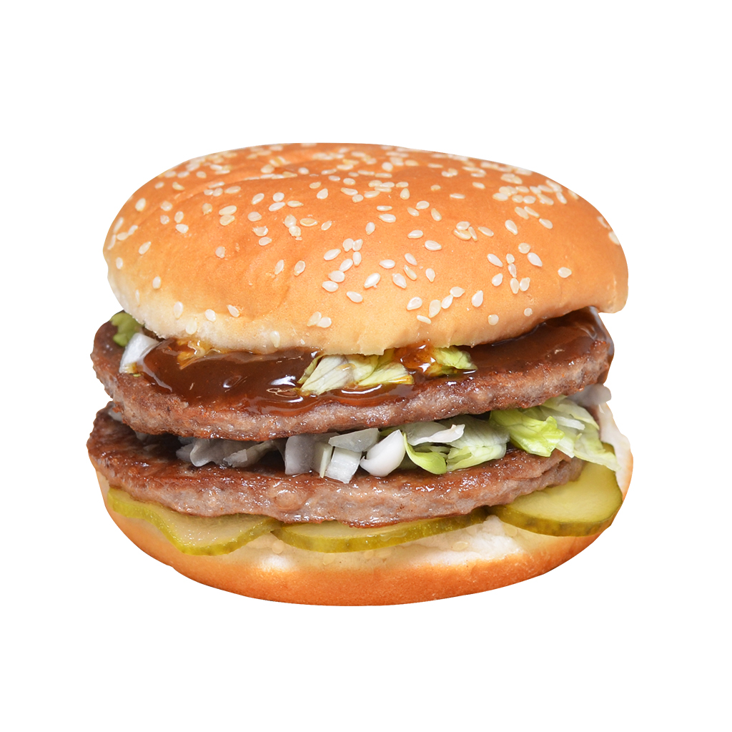 Snackpoint Emmen Snackbar Dubbele Hamburger